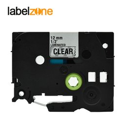printer specials Promo Codes - 21 PCS Special link for Jeanette White TZE label tapes for Brother p-touch printer