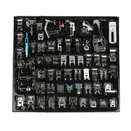 sewing machine foot feet accessory Coupons - 62PCS Household Multifunctional Sewing Machine Parts Press Foot Sew Machine Accessories Kit Set for all your sewing needs