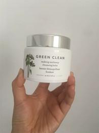 2019 essenza trucco all'ingrosso Balsamo detergente Meltaway 90ml di trucco pulito verde di marca di nuovo arrivo DHL spedizione gratuita