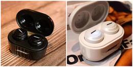 2019 claro reproductor de mp3 2019 Car Kit Bluetooth Bose Deporte Bluetooth inalámbrico de auriculares Mini auricular Bluetooth iPhone Android impermeable y a prueba de sudor