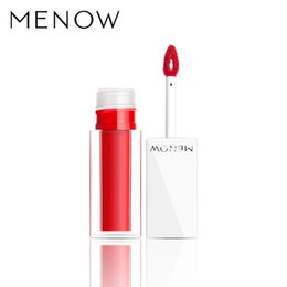 branded lipsticks sale Promo Codes - MENOW Brand High-quality Moisturizing Lip Gloss Sexy Color Matte Lipstick Whole sale drop ship Lip Cosmetic beauty L1710
