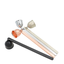 Candela per aromaterapia Bell Fire in acciaio inossidabile da