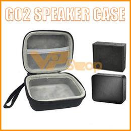 GO2 Bluetooth Cubierta de la caja del altavoz inalámbrico para JBL GO 2 Altavoces Bluetooth Caja de sonido Bolsa de transporte Bolsa de malla Bolsa de bolsillo Correa Bolsos desde fabricantes