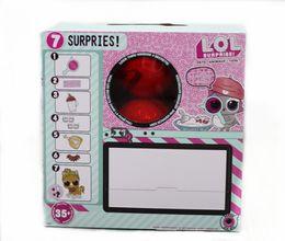 Pets Eye Spy Serie 4 Espositore Palline da 18 pezzi Action Figure Toy Girls regalo per Natale zx002 cheap pet packs da confezioni per animali domestici fornitori