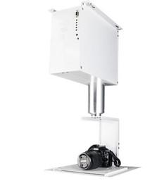 Appareil photo en bambou en Ligne-Elévateur à caméra motorisé Mini Hidden en bambou pour système de conférence, distance de fonctionnement 3