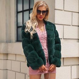 7f094552d9e60 cappotti di pelliccia di faux donna lunga rosa Sconti Donna Casual manica  lunga solido allentato cardigan