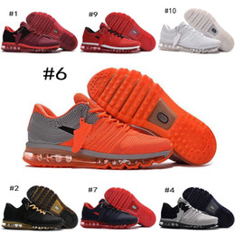 scarpe kevin durant scarpe basse Sconti NIKE AIR MAX 2017 2019 scarpe da corsa di alta qualità per gli uomini Kpu marca scarpa da tennis scarpe da tennis all'aperto formato 40-46 yi