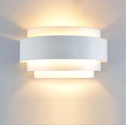 2019 nouvelle lampe de chevet chambre lampe de mur moderne arc intérieur lampe de mur intérieur LED mur de la chambre d'hôtel LED ? partir de fabricateur