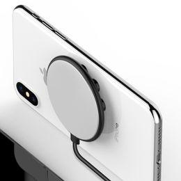 Samsung freies spiel online-Freies Verschiffen für drahtlose Aufladeeinheitsauger-Saugschale des iPhoneX / XS / XR-Handys ultradünne freie Aufkleber-Handyspiel zum Conve-Spieler