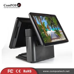 2019 billige bildschirme ComPOSxb günstigen Preis Terminal 15-Zoll-Touchscreen-System zum Verkauf rabatt billige bildschirme