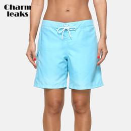 2019 swimwear brasileiro de volta Charmleaks Senhoras Troncos de Praia Mulheres Strappy Beach Bottom Boy Shorts Swimwear Bolso Briefs Natação Inferior