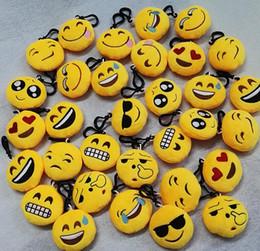 llave volkswagen cc Rebajas Nuevos estilos Emoji juguetes para niños Emoji llaveros mezclados Emoji llaveros bolsa colgante para la llave del coche envío gratis