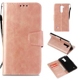 caixa da carteira lg g Desconto Retro pu caso carteira para lg g stylo 2 case capa para lg ls775 tampa flip casos kickstand com cartão de bolso