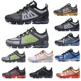 15165329aca2a8 Discount off brand shoes - 2019 New Run Utility Running Shoes for men women  Triples White