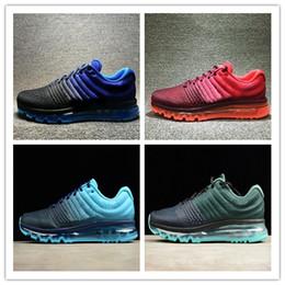 max tn esportes sapatos Desconto NIKE Air Max 2017 2019 Tn Almofada Mens Run 2017 Running Shoes OG triplo Branco Preto Designer Mulheres Formadores Sports Sneakers calçados casuais Tamanho OP50