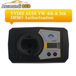 Vw clave prog online-Original Xhorse VVDI2 AUDI VW 4ta. 5ta IMMO Servicio de autorización de funciones para VVDI2 Función básica Actualizar VVDI2 Tecla Prog.