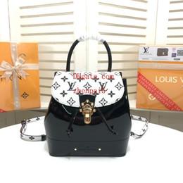mini mochilas para mulheres Desconto Mochila mochila Hight qualidade Womens Mini Mochila de impressão genuíno estilo Campus de couro sac a dos Mini mochila M-K3