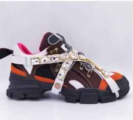 La migliore sneaker di Fashion Designer Sneaker da donna con scarpa rimovibile da donna. Scarpe da arrampicata da montagna. Scarpe da trekking da uomo da