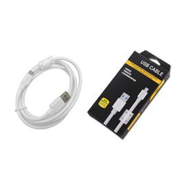 2019 carregadores de cabo de telefone Cabo de Carregamento Rápido 1.5 m Cabo USB Cabo de Sincronização de Dados para Android Mirco V8 Carregador de Telefone Móvel para o Tipo C Com Embalagem de Varejo desconto carregadores de cabo de telefone