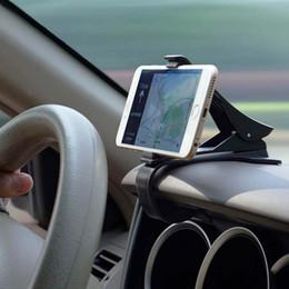 Support de téléphone universel de voiture support de support de support de conception de berceau pour téléphone portable GPS Clip de téléphone portable support rack de stockage ? partir de fabricateur
