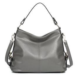 59b0573546a63 2019 große schwarze leder hobo handtasche Große frauen tasche hobo  handtasche aus weichem leder große einkaufstasche
