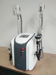 Máquinas de cavitación 3d online-UE libre de impuestos 2 / 3d diferente cryo 40K cavitación ultrasónica crioterapia congelación de grasa frío adelgazante reducción celulitis máquina de contorno corporal CE