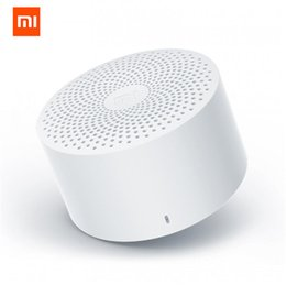 Original Xiaomi Mijia AI versión portátil Wireless Bluetooth Speaker Smart Voice Control manos libres Bass Bluetooth Speaker desde fabricantes