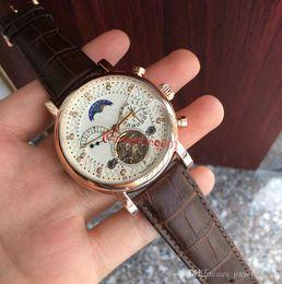vermelho preto g choque Desconto moda de luxo Swiss Watch de couro Tourbillon masculino relógio automático Homens Relógio de pulso Men Mecânica aço 2813 Relógios Relogio relógio masculino