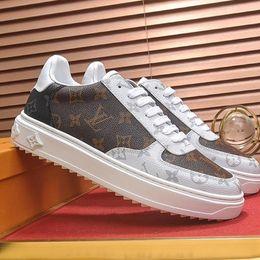 Calzado hombre moda deporte online-Calzado casual para hombre Zapatillas deportivas para hombre Zapatillas de deporte de moda para hombre Plataforma de calzado Homme Zapatos de Hombre con caja original Beverly Hills