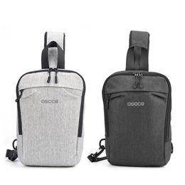 bolso bandolera al aire libre Rebajas Antirrobo Sling Chest Pack Impermeable Hombro Crossbody Bag Mochila para hombres Deportes al aire libre Viajes Camping Suministros