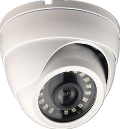 cámaras de control de sonido Rebajas Alta calidad en tiempo real Sony IMX307 + 3516EV200 Iluminación baja IP bóveda del metal cámara de buena NightVision IRC 1080P 25fps de Onvif P2P