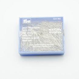 Canada Allemagne Prym, boîte en plastique, tige en acier, 30 * 0.6mm, 024169 024292, bricolage manuel, couture, accessoires supplier sewing accessories box Offre