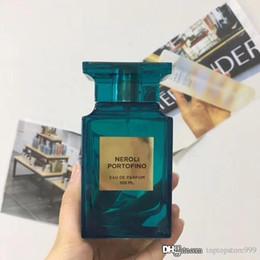 bouteilles de parfum ml Promotion Parfum neutre Neroli Portofino Forte Leather Citrus Eau au vaporisateur carrée de la plus haute qualité, corps 100 ml EDP Livraison gratuite Livraison rapide