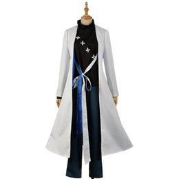 Japonais Acteur Division Voix Rap Bataille Matenro Jakurai Jinguji ill-DOC Mâle Hommes Uniforme Tenue Cosplay Costume Pour Loisir ? partir de fabricateur