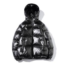 2018 hommes veste manteaux épaissir chaud vestes d hiver mâle Parka capuche Outwear veste en coton rembourré coréen mode homme vêtements