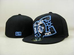 cappelli dc Sconti Cappelli di sport dei cappelli misura cappelli di baseball dei cappucci aderenti CALDO di alta qualità di alta qualità Alta qualità