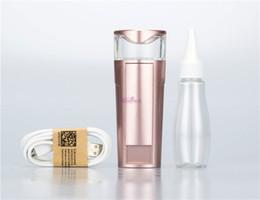 Humidificateur pratique en Ligne-Brouillard ionique Vaporisateur Hydratant Eau Hydratante pour le visage Vapeur pour le visage Humectant pour le visage Mini-humidificateur Soin hydratant pour la peau