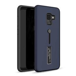Металлический галактический футляр для телефона онлайн-для Samsung Galaxy A6 2018 J2 core A6 plus гибридный держатель кольца Металлическая подставка броня телефон Case подставка палец кольцо обложка Oppbag