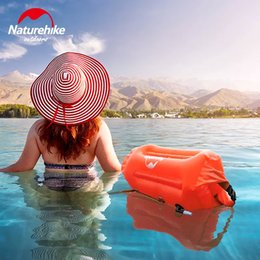 Bolsas de agua caliente envío gratis online-Envío gratis CALIENTE 20L / 8.5L Flotabilidad Bolsa Globo empate Airbag Bolsa impermeable Bolsa inflable impermeable NH17G003-G