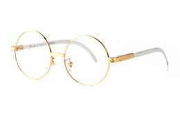 84009668f0 round square eyeglass frame Coupons - Optical Frame Sunglasses Round Frame  Buffalo Horn Eyewear Circle Frame