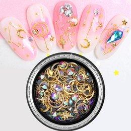 Decorazioni unghie per unghie Design fai da te Strass colorati per accessori per unghie Diamonds Stones Manicure supplier diamond stones decoration da pietre diamanti decorazione fornitori