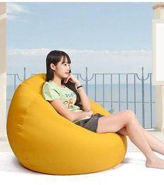 2019 amerikanisches möbel schlafzimmer 60 * 75 cm 10 teile / los großhandel heißer verkauf einzelperson sofa tatami bequeme sofa sitzsack kreative balkon faule sofa sitzsack