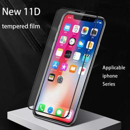 2019 autocollant de peau galaxie Pour iphone x film de film HD film trempé pour iPhone XS MAX XR 7 8Plus Plein Écran Film de Protection Support 2PCS livraison