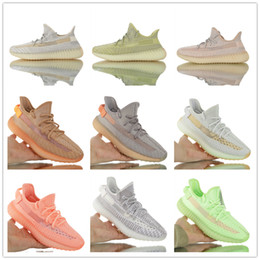 chaussures dhl Promotion Avec Box DHL Top Basf SYNTH LUNDMARK ANTLIA GID Green GLOW Chaussures de course à fluorescence True Form Clay - Hyperspace Static CREAM WHITE - Sneakers