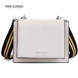 Argentina Rosa sugao diseñador mujeres bandolera de lujo mini bolso crossbody famosa marca y ventas calientes bolsas de mensajero de calidad superior al por mayor bolsa de moda cheap hot pink messenger bags wholesale Suministro