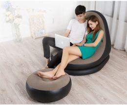 2019 aufblasbare hocker Möbel für das Wohnzimmer Sofa Sessel Aufblasbares Bettlaken A Lazy Leisure Chair Cushion Hocker günstig aufblasbare hocker