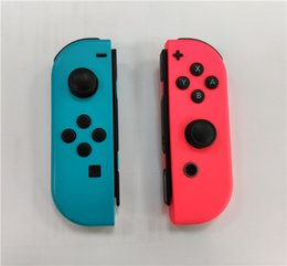 original joystick Promo Codes - Original Refurbished Blue L Left and Red R Right Joy-Con Controller For NS Switch Joycon Gamepad Joystick