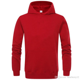 Estilo de sudaderas online-Mens Branded Hoodie Light Fleece Sudaderas Moda Impreso Sudaderas con capucha 6 colores Street Style Mens Sportswear