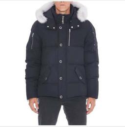 Abajo parka xxl online-Top Invierno hombre diseñador ocasional abajo de la chaqueta caliente abajo cubre Maya para hombre abrigos de invierno al aire libre Hombre chaqueta de la capa Parka libre de DHL