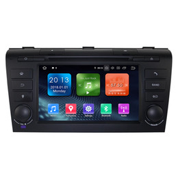 Android car dvd mazda online-Reproductor de DVD para coche Android Zhuohan HD de 7 pulgadas para Old mazda 3 con Bluetooth GPS (AD-L7095)